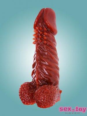 Extreme Pleasure Penis Extender Sleeve- sextoyinhyderabad.com