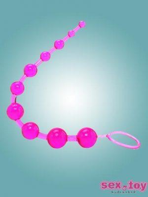 Jelly Anal Beads - sextoyinhyderabad.com