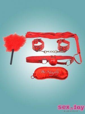 BDSM Sex Kit Bracelet+Whip+Goggles+Feather+Mouth Ball Gag- sextoyinhyderabad.com