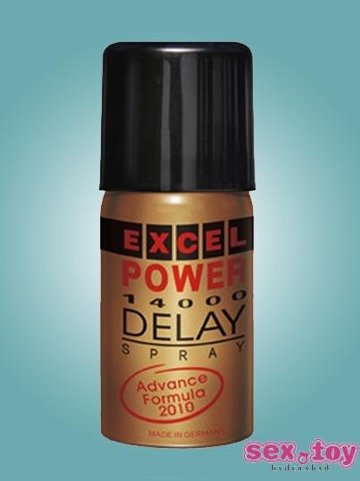 Excel Power 14000 Delay Spray for Men Original - sextoyinhyderabad.com