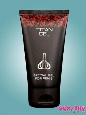 Titan Gel Special Gel For Men - sextoyinhyderabad.com